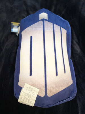 Doctor Who Tardis Pillows!