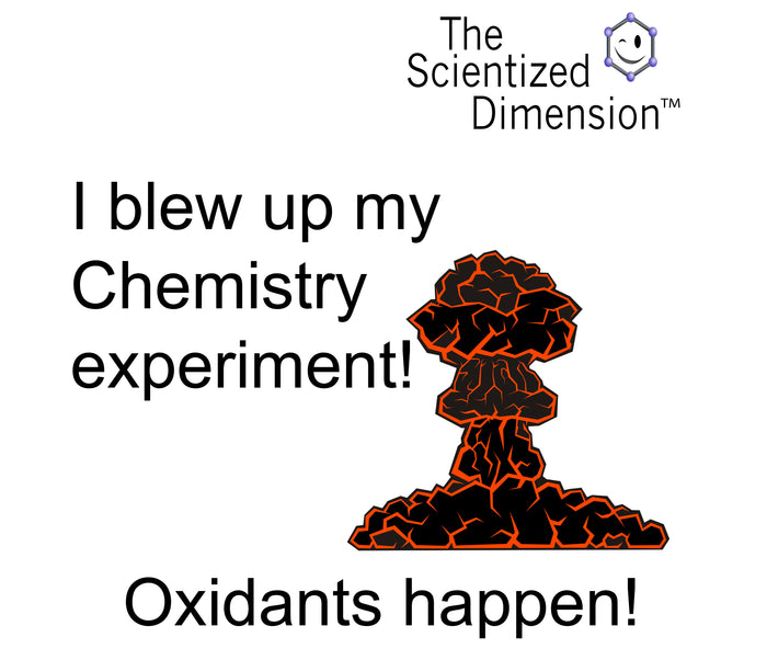 9015 - Scientized Dimension - Oxidants Happen!