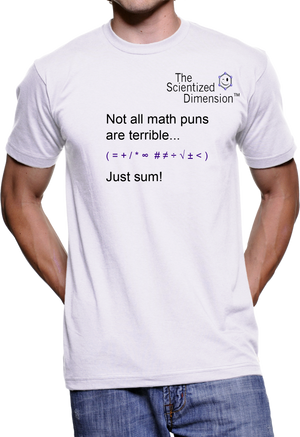 9013 - Scientized Dimension - Not all Math Puns are terrible...