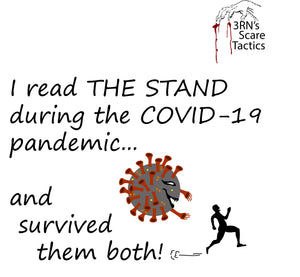 20000 - I read The Stand during covid...
