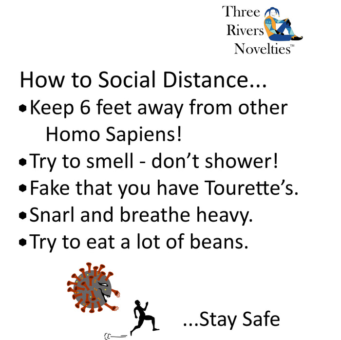 20002 - How to Social Distance