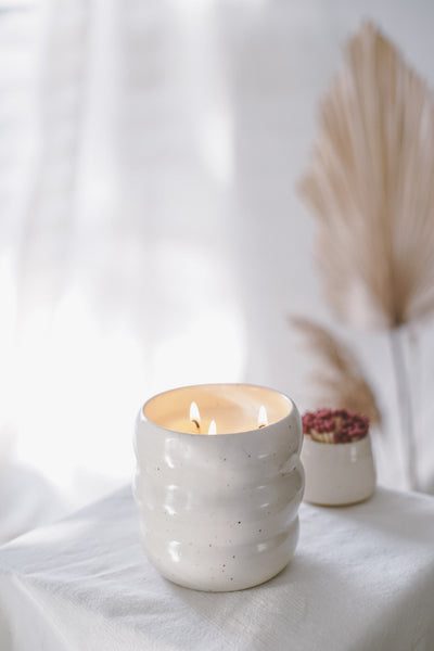 Honey Fig+ Ginger Soy Candle