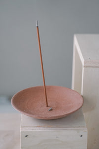 Unglazed Incense Holders