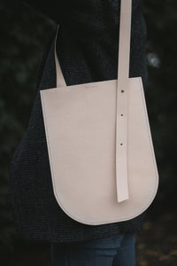 Veg-tan Leather Tote