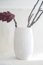 Load image into Gallery viewer, Large Speckled Bouquet Vase