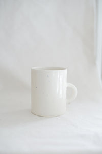 Small Porcelain Mug- Seconds