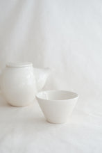 Load image into Gallery viewer, Small Porcelain Flare Cup