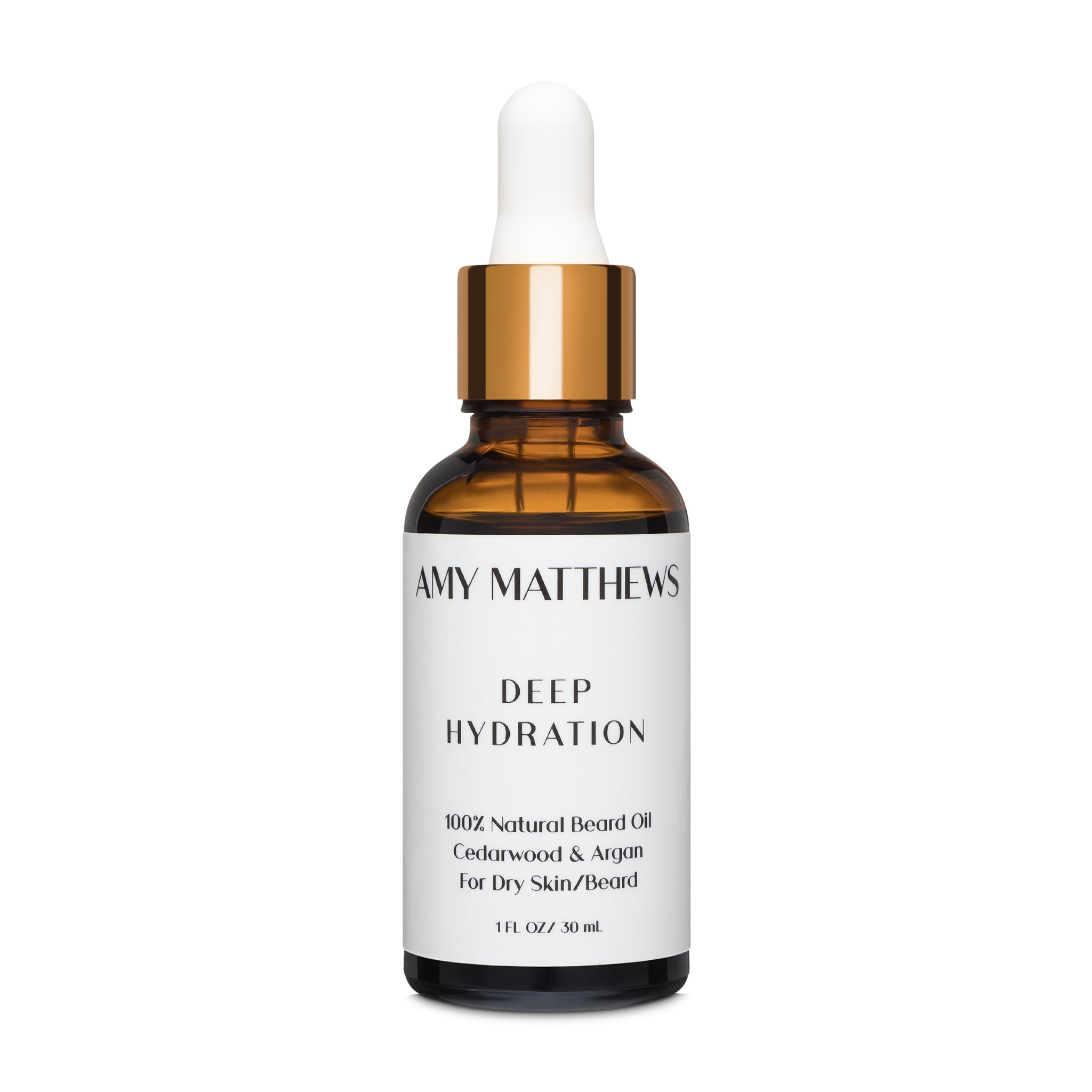 DEEP HYDRATION BEARD OIL
