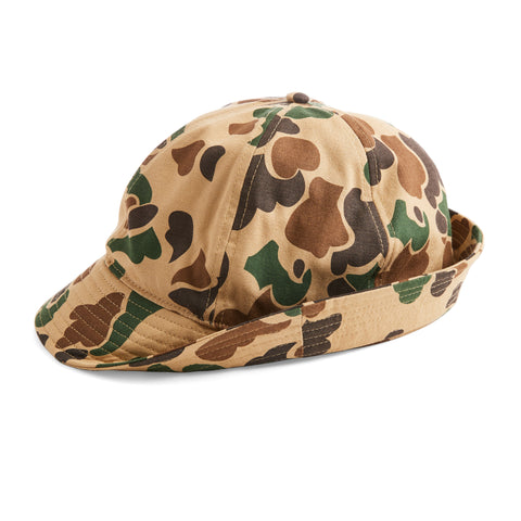 Jones Cap Hat Hunting Mollyjogger Camo Camouflage Orvis Carhartt