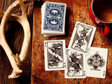 american frontier deck playing cards