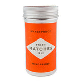 storm matches stormproof windproof waterproof