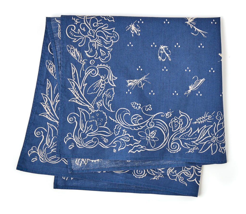 fly fishing bandana match the hatch mollyjogger trout fishing