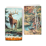 Safety Matches Mollyjogger long stag pheasant autumn candles cigar hearth deer pheasant