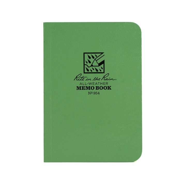 All-weather Pocket Memo Book