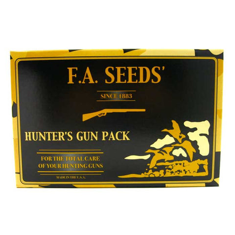 F A Seeds Hunters Gun Care Pack Premium