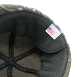 Jones Hunting Hat brown traditional waterfowl field stream sportsman Bill Jordans Realtree