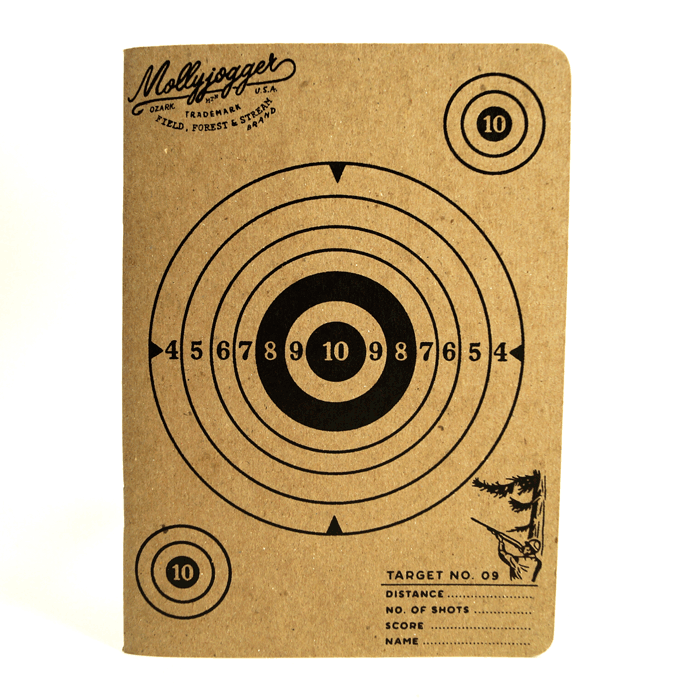 Mollyjogger Target Notebook
