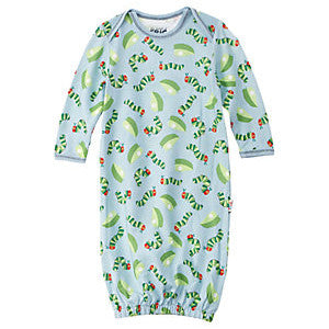 VHC LEAF TOSS Layette Gown