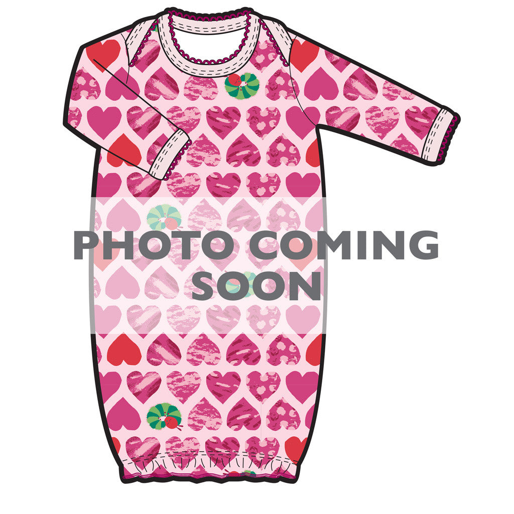 VHC HEARTS Layette Gown