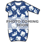 POLAR BEAR Layette Gown