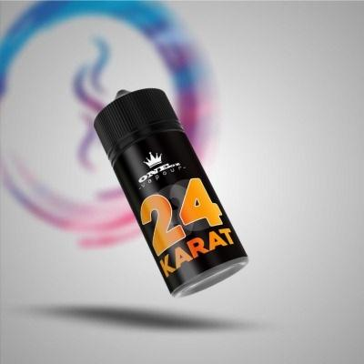24 Karat Diamond Series - ONEoz Vapour & TKO - 100ml