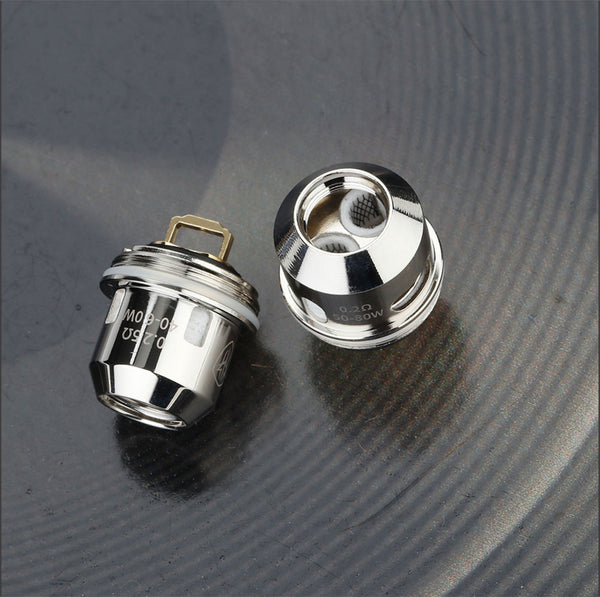Mechman Dual Mesh Coils 0.2 ohm - Rincoe - Single - Fogging Amazing