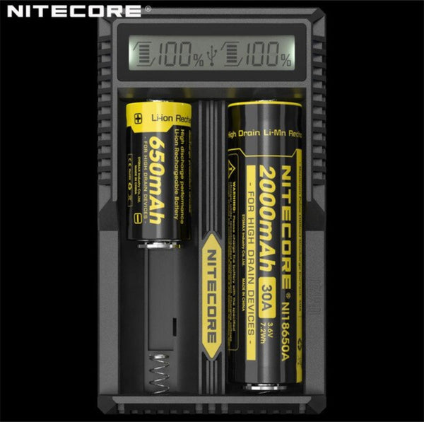 Nitecore UM20 USB Charger - Fogging Amazing Vape Shop South Africa