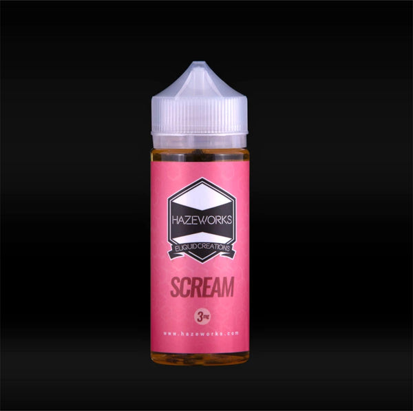 Scream - Hazeworks - 120ml - Fogging Amazing Vape Shop South Africa