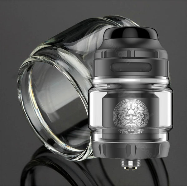 Replacement Glass - Zeus Dual RTA/Zeus X - Fogging Amazing