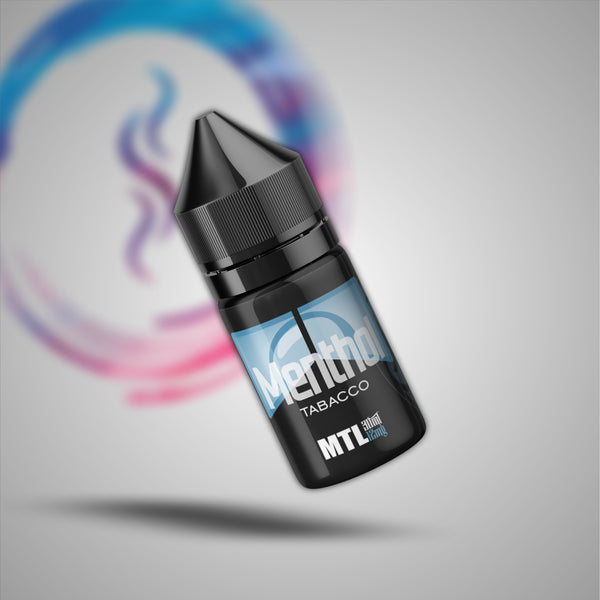 Menthol Tobacco - Bewolk Industries - MTL 30ml
