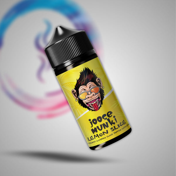 Lemon Slice - Joose Munki - 100ml