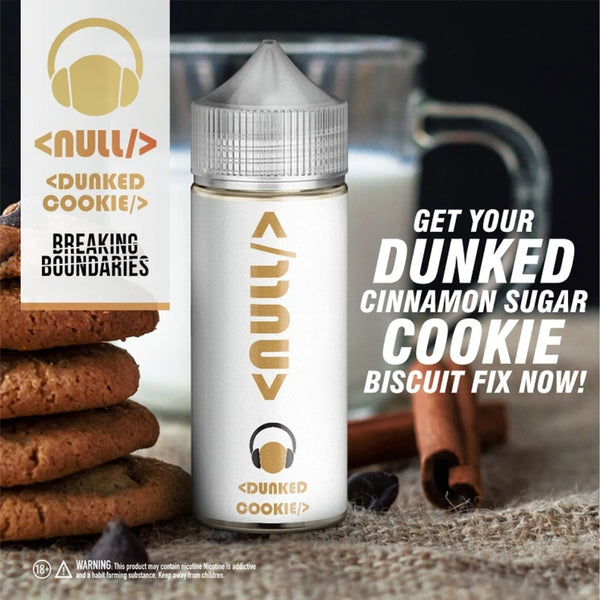 Dunked Cookie - Null - 120ml