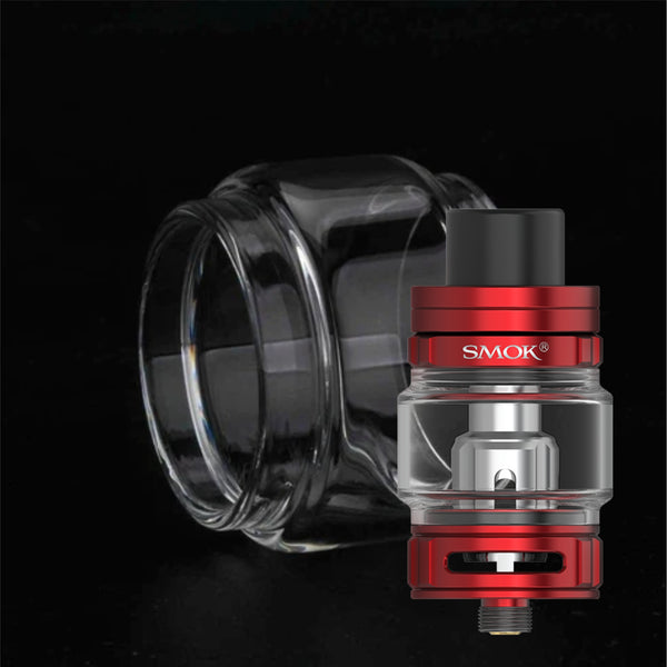 TFV8/TFV9/Resa Stick Replacement Glass - Tube #1 4.5ml Bubble - Smok