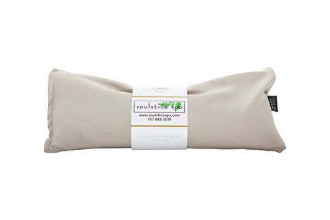 Luxury Microfiber Flax Eyepillow
