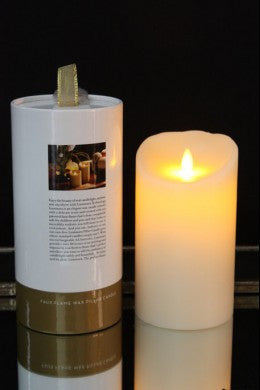 Luminara Flameless Candle - 7""