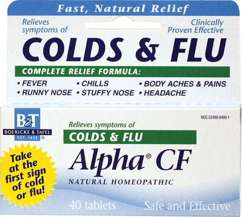 Alpha CF Homeopathic