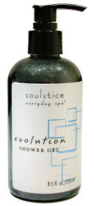 evolution shower gel