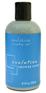 evolution shower scrub