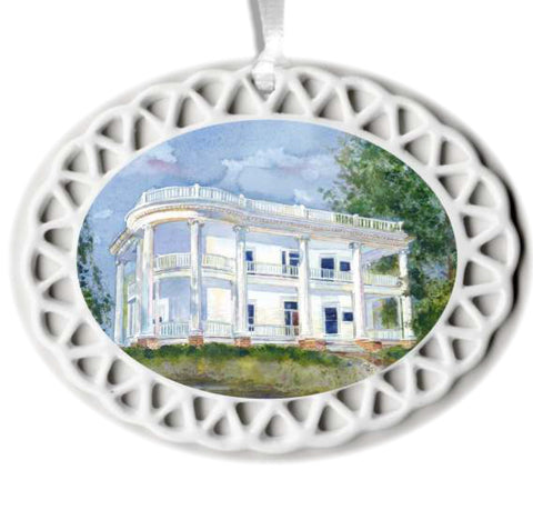 Stripling-Lovelady-Homiller House Commemorative Ornament