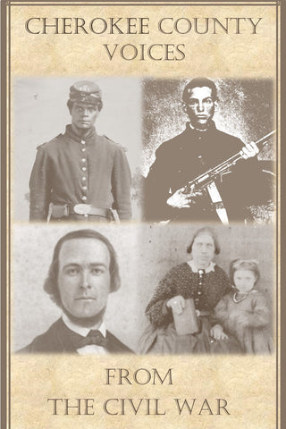 Cherokee Voices from the Civil War