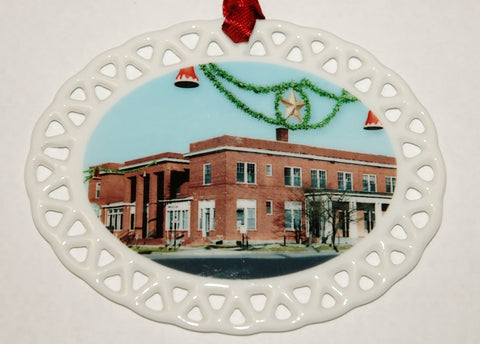 Hotel Canton Commemorative Ornament