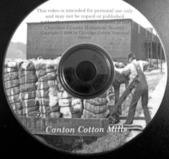 Canton Cotton Mills - DVD Video