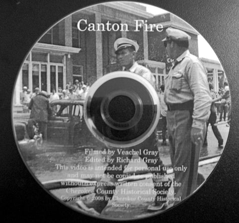 Canton Fire - DVD Video
