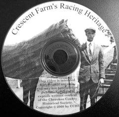 Crescent Farm's Racing Heritage - DVD Video