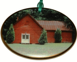 Sixes School Commemorative Ornament