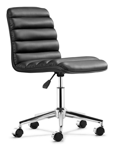 Zuo - Admire Office Chair Black