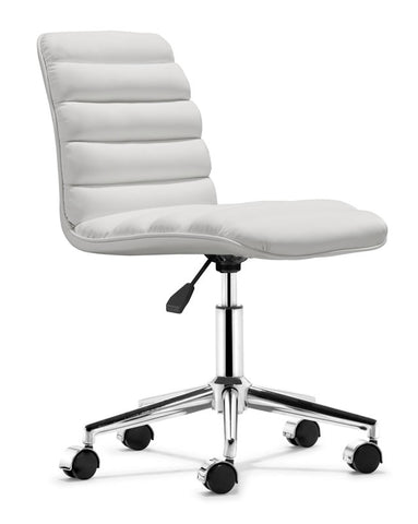 Zuo - Admire Office Chair White