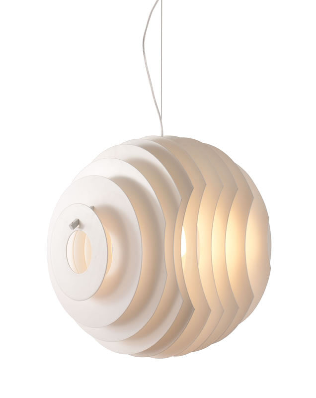 Zuo - Intergalactic Ceiling Lamp White