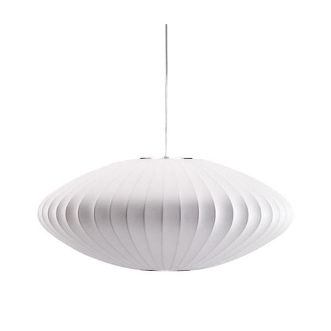 Zuo - Ageostrophic Ceiling Lamp White