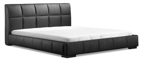 Zuo - Amelie King Size Bed Black